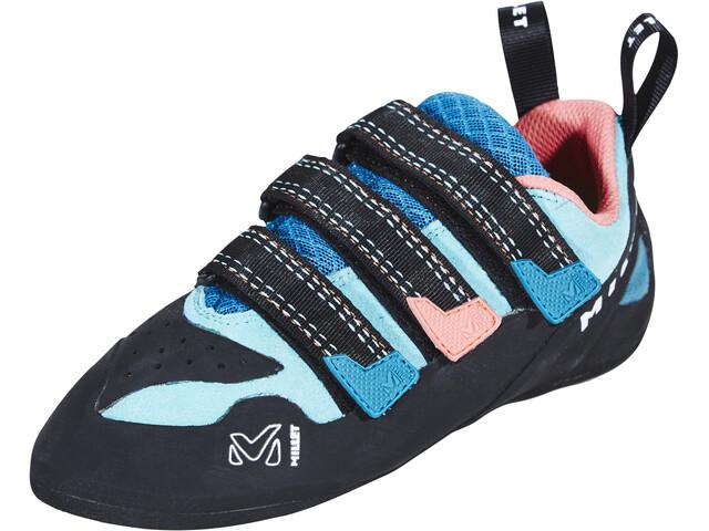 Millet Cliffhanger Shoes Women pool blue/peach